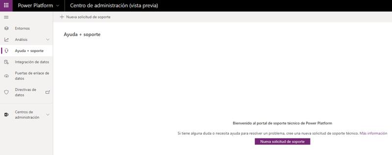 Portal de Power Platform