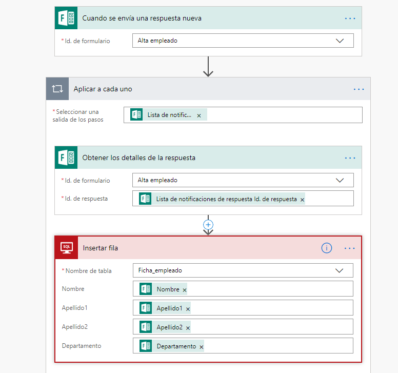 Conectando Forms con SQL Server