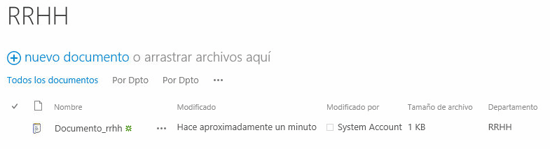 Sharepoint mover documentos PowerShell