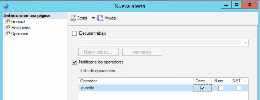 SQL Server Database Mail