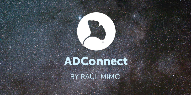ADConnect by Raúl Mimó