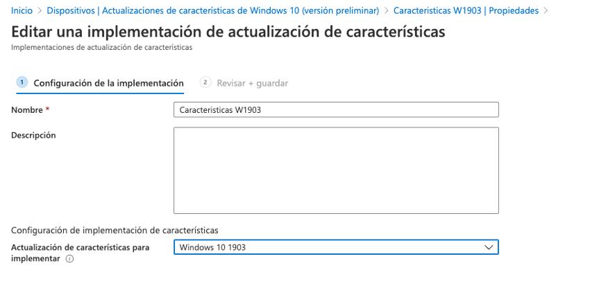 Configurar las actualizaciones de Windows con Intune y Ncora