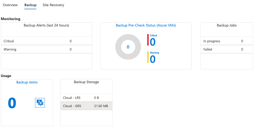 Ncora - Azure Backup 3