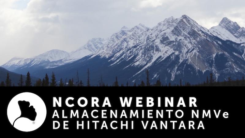 Ncora Webinar Hitachi Vantara