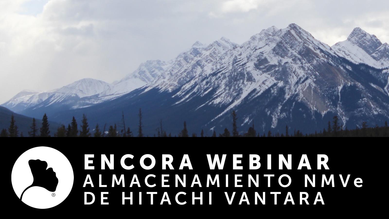 Encora Webinar Hitachi Vantara